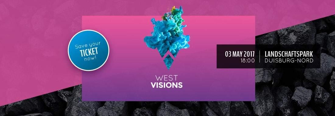 Westvisions #2 - Mai 3rd 2017, 18h