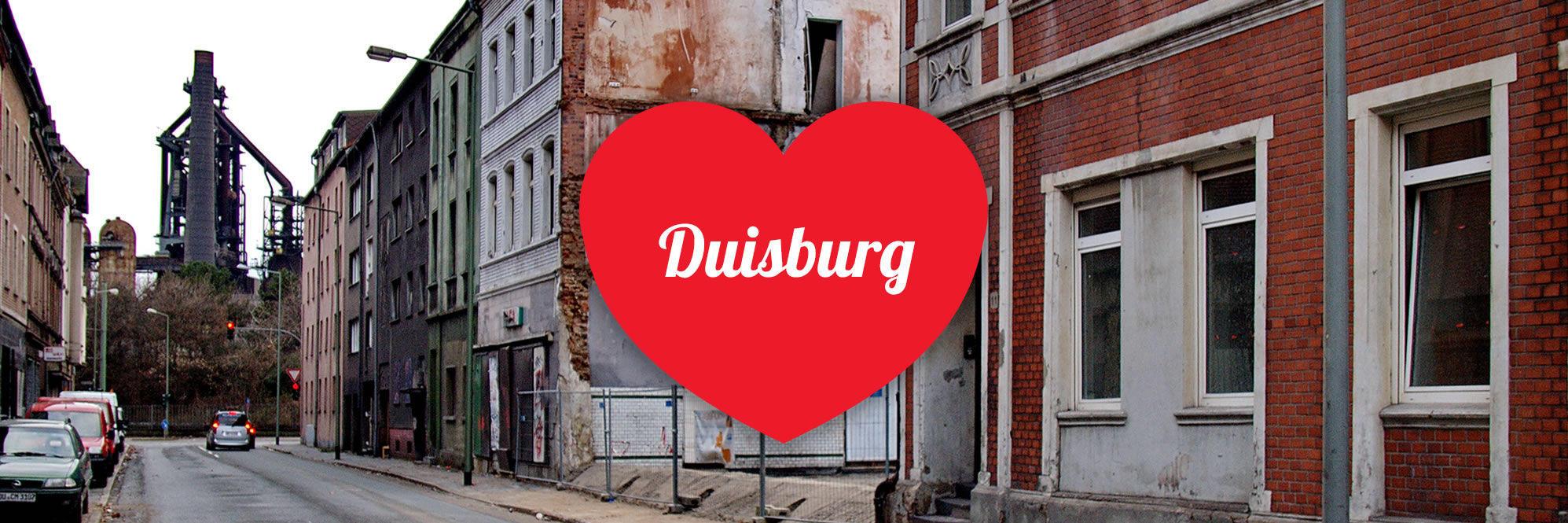 Duisburg mit Herz